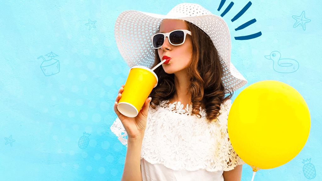 Maquiagem Verão 2018: tendências para você enfrentar o calor