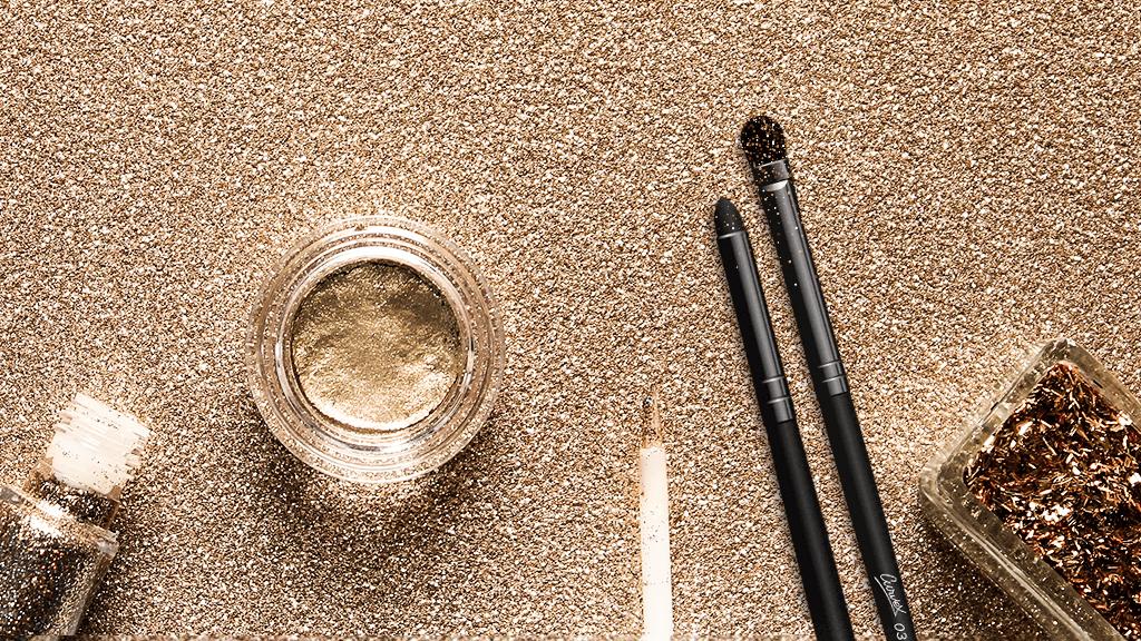Tendências de maquiagem para o Réveillon