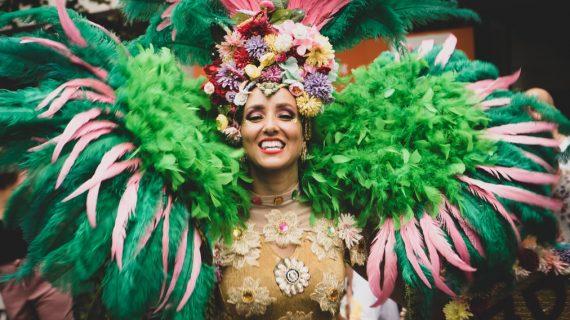 3 Cores e tendências para o Carnaval 2020